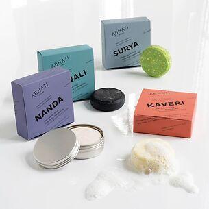 Shampoo am Stück
