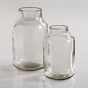 Mundgeblasene Flaschenvasen von DutZ