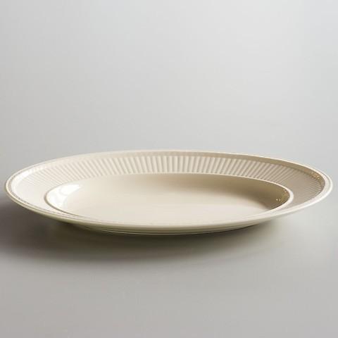 Edme Platte oval 35 cm