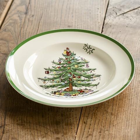 Spode Christmas Tree Großer Teller 27 cm