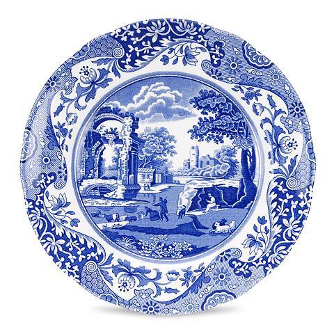 Spode Blue Italian Speiseteller 27 cm