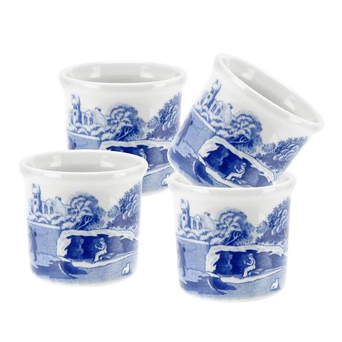 Spode Blue Italian Eierbecher