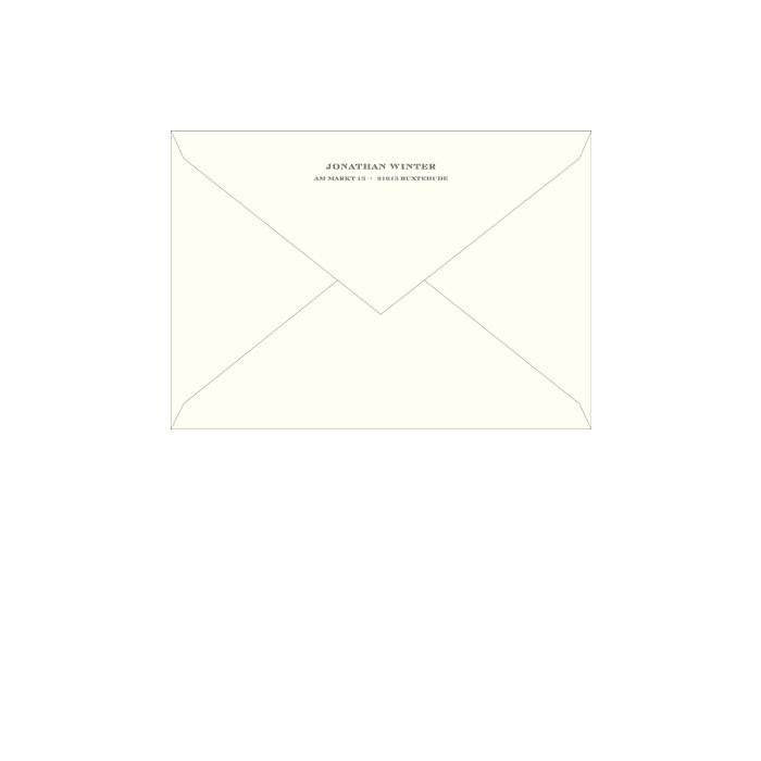 Briefumschläge C6