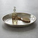 Marokkanisches Teetablett Shay Ø 38,5 cm