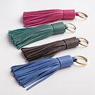 Schlüsselanhänger mit Tassel