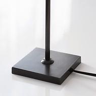 Tischleuchte S (52 cm) Schwarz