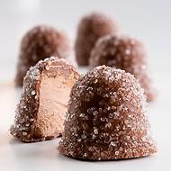 Säntis Mousse au chocolat Pralinen