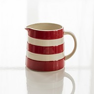 Krug 840 ml Cornishware Rot