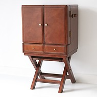Colonial Bar Cabinet