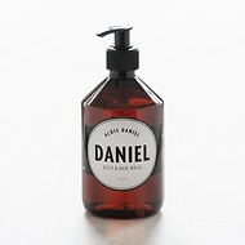 Body & Hair Wash Daniel