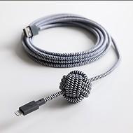 Native Union: Ladekabel mit Knoten