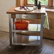 Boos Blocks: Gourmet-Küchenwagen