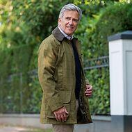 Alan Paine: Waterproof Hunting Coat