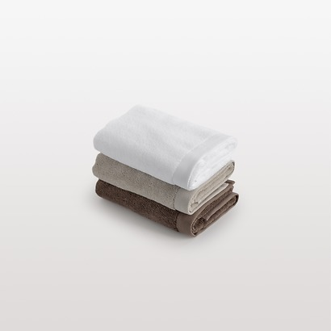 Torquato WHITE Gesichtshandtuch 45 x 65 cm