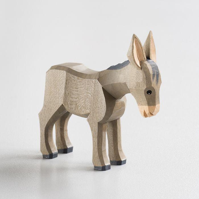 Sievers-Hahn Krippenfigur Esel