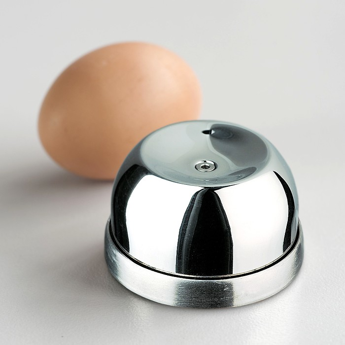 Eier-Piekser aus Edelstahl