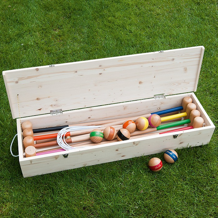 Croquetspiel