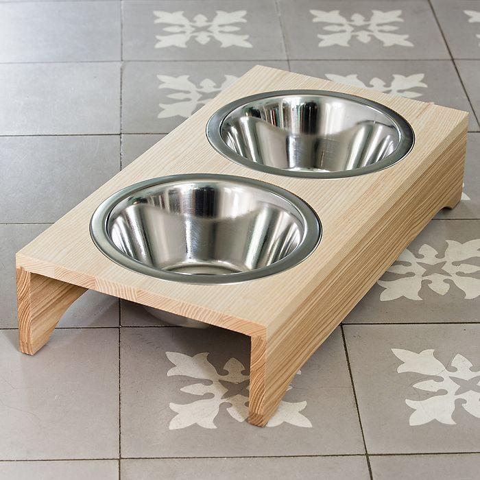 Doppel-Hundenapf