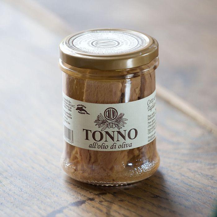 Calvi Thunfisch in Olivenöl 200 g
