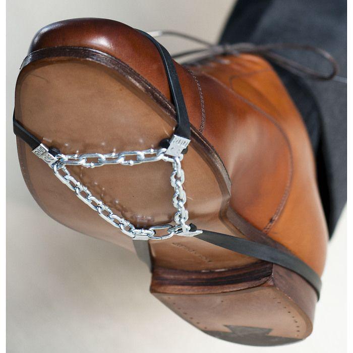Schneeketten für Schuhe