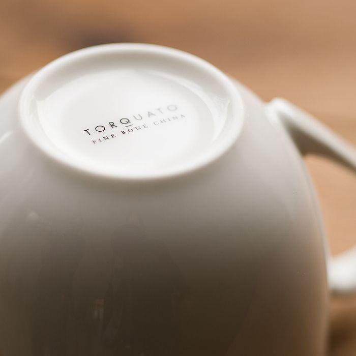 Torquato Fine Bone China Zuckerdose