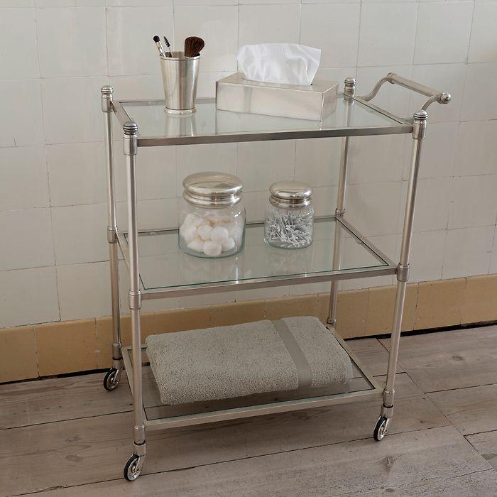 Badezimmerwagen Woolhall