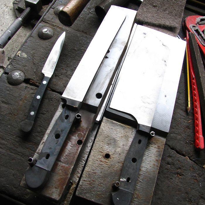 Torquato Mooreiche Ausbeinmesser 16 cm
