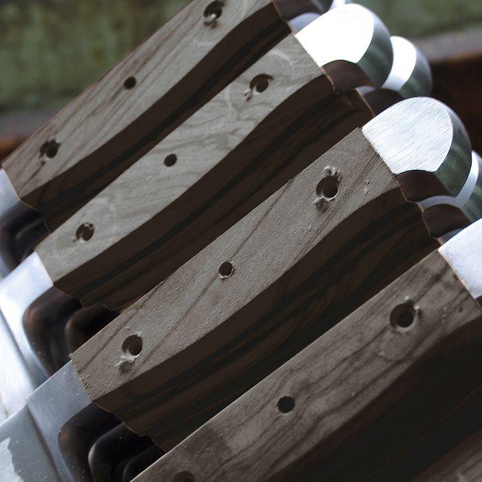 Torquato Mooreiche Schälmesser 6 cm