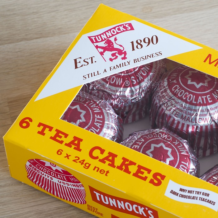 Tunnock's Tea Cakes (2 Packungen)