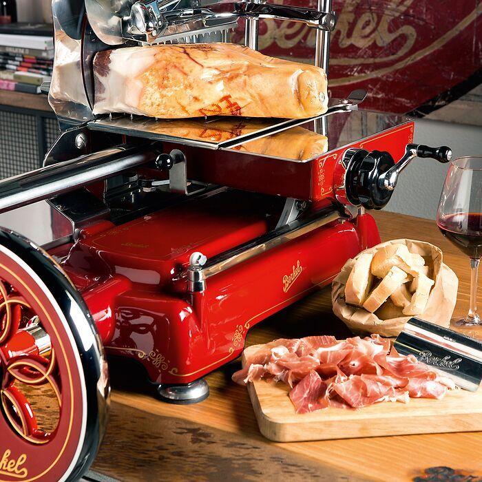 Berkel Volano Tribute Schneidemaschine mit Schwungrad