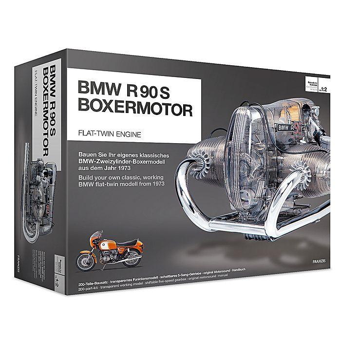 Modellbau-Motor BMW-R-90-S-Boxermotor