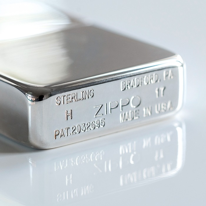 Zippo 1941 Replica Silver Polished