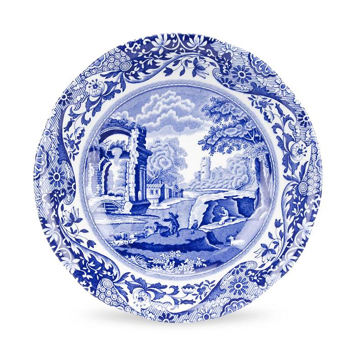 Spode Blue Italian Suppenteller