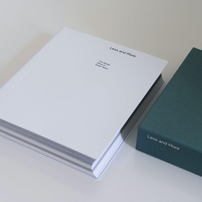 """Buch: Dieter Rams Titel""""Less but better"""""""