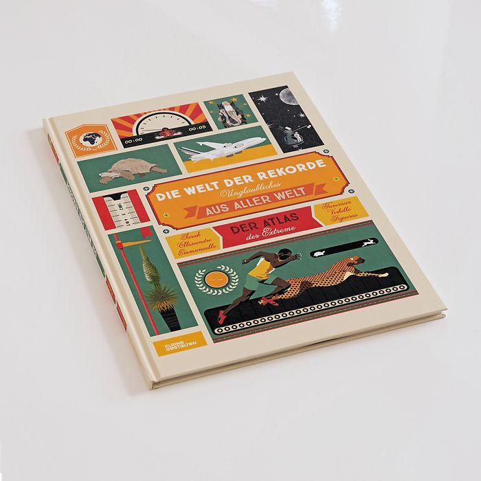 Buch: Die Welt der Rekorde