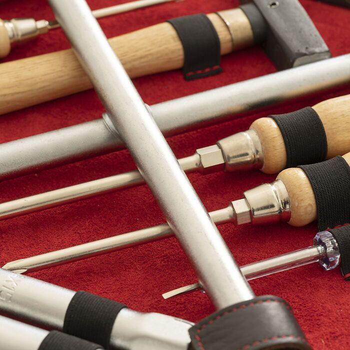 F.Hammann x Torquato Bordwerkzeug
