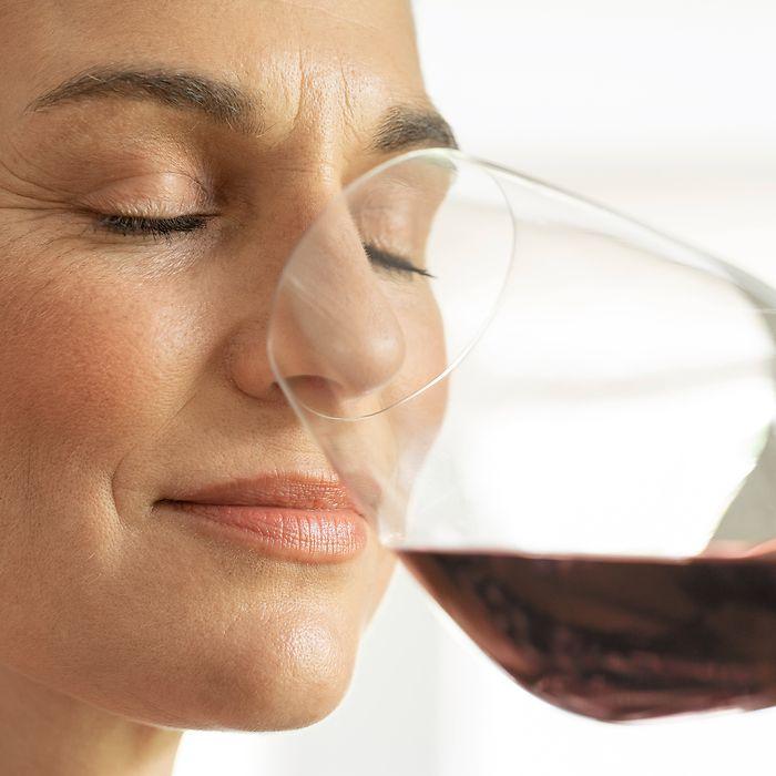 2 Eisch Rotweingläser