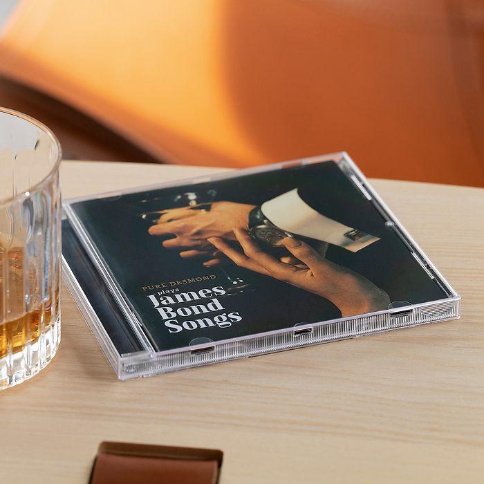 Pure Desmond Plays James Bond Songs