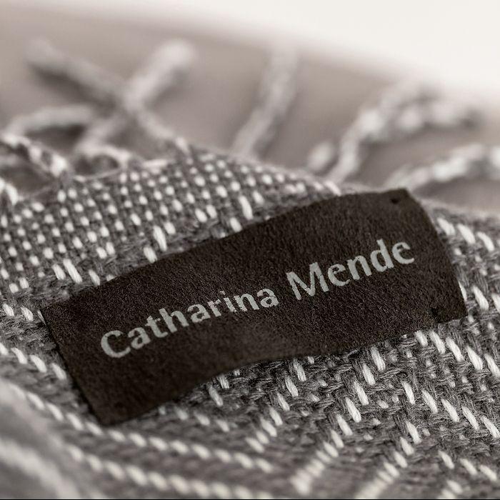 Catharina Mende Bettüberwurf Herringbone
