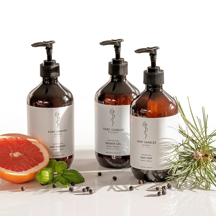 Saint Charles Shampoo Privatmischung