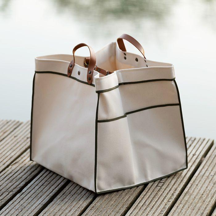 Handtasche Caraibe XL Bambou
