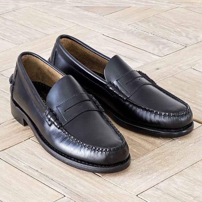 Sebago Loafer Herren schwarz