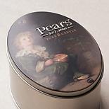 Pears Soap in der Dose