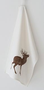 Thornback & Peel Geschirrhandtuch Hirsch