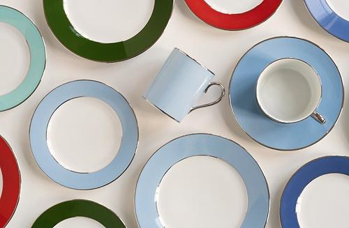 Porzellan und Platin: Porcelaine de Limoges