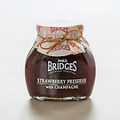 Mrs. Bridges Strawberry Preserve mit Champagner