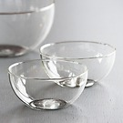 2 Schalen Jenaer Glas 500 ml